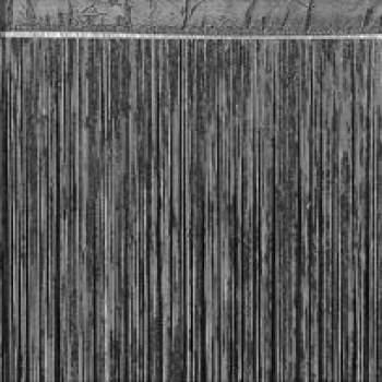 Rideau De Fil Blanc Ou Noir Amplitude